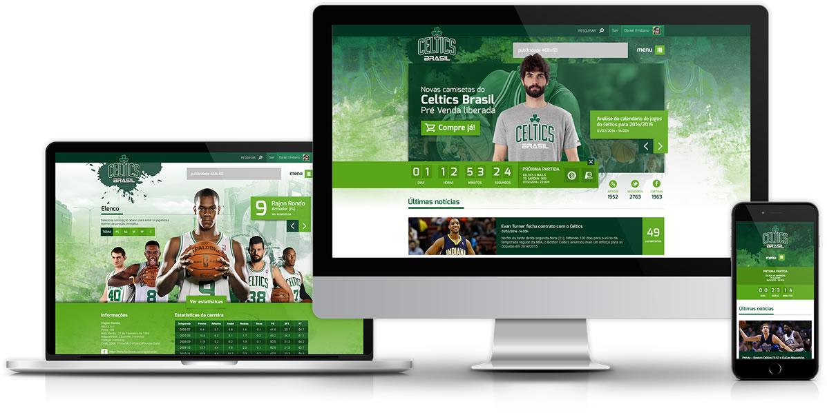 Criação de site e Blog responsivo em Wordpress em Campinas
