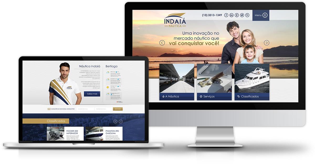 Criação de Website responsivo em Wordpress