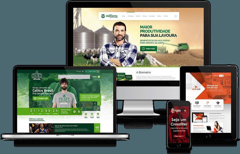Desenvolvimento de Webites em Campinas