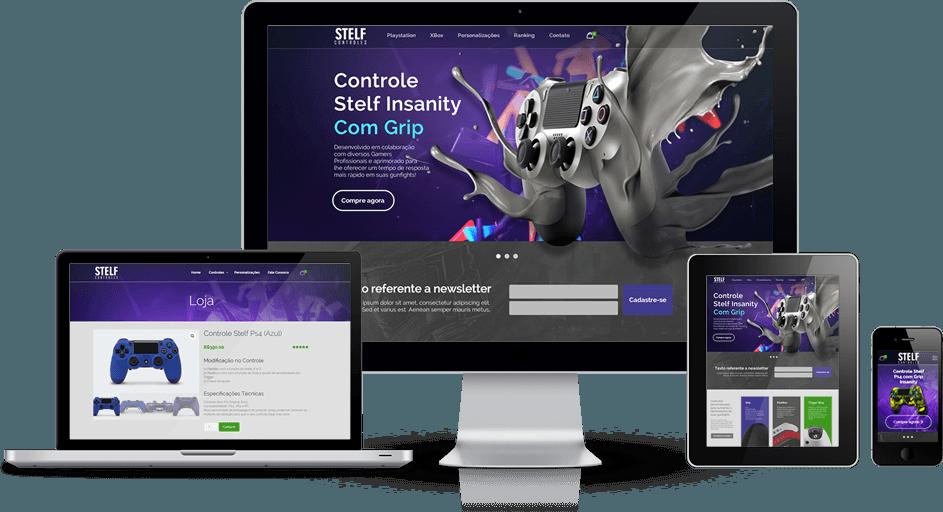 Loja Virtual (E-commerce) em Wordpress e WooCommerce com integração a Mercado Pago e Correios