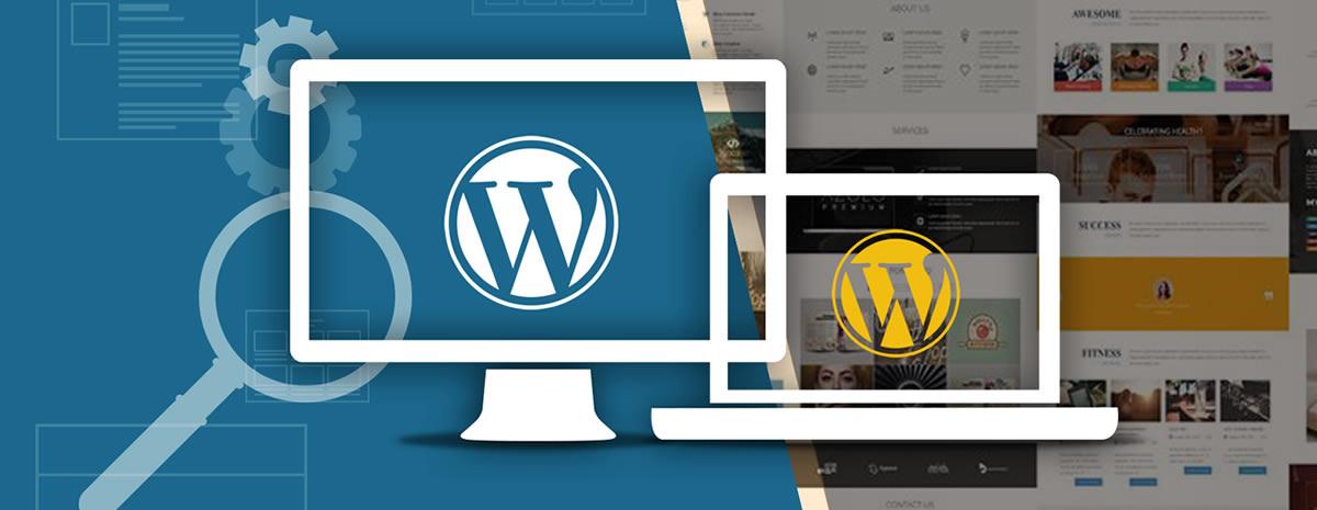 Wordpress, o poderoso sistema de desenvolvimento de sites profissionais.